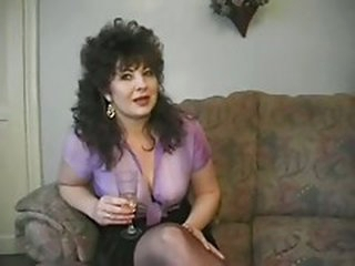 Hot Breasty Older British Cougar Assbanged