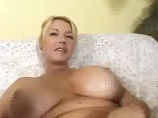 Breasty wife gets wet crack rammed