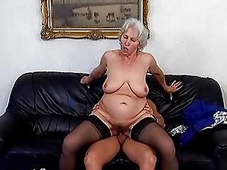 Old slut Norma