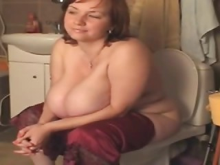 France # A Redhead MILF with Giant Meatballs