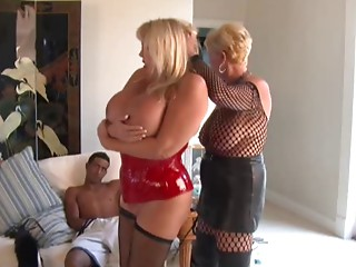 Sexy Aged Big breasted Cougars Banged