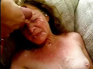 Wrinkly Old slut off the Street in a Group-sex