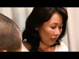 Oriental hawt mommys have a fun hardcore fucking and fingering