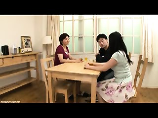 Juvenile wife and a mommy in-law scene 1