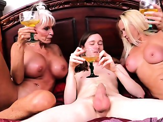 Me Mommy And Old bitch Part 2