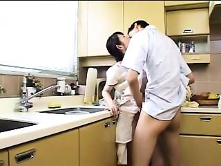 Miku Hasegawa - Elegant Wife 3 - Scene 2
