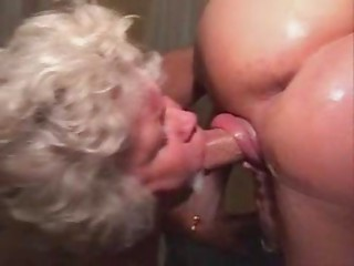 Wild Older Grandmother Desirous for Hard Dong