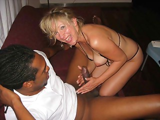 Sexy MILF wife with BBC Compilation - A Housewifes Fantasy
