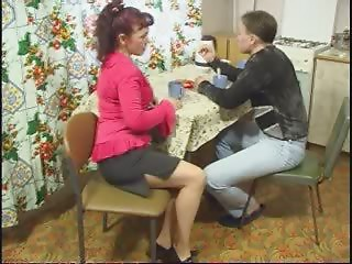 Russian Mommy Acquires Screwed by Juvenile Lad by snahbrandy