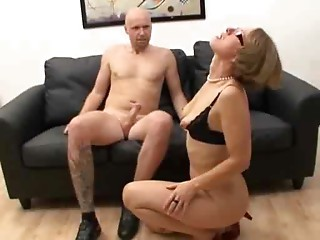 Aged receive anal job and fisted