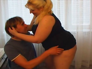 Hawt Matures Bbw drilled by youg schlongs