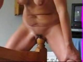 A very pervert elder lady ! Dilettante elder