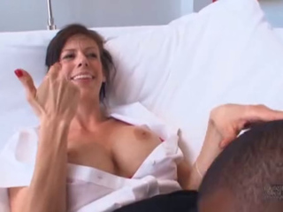 Mommy and Daughter share BBC