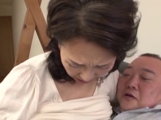 Aged Oriental kimiko ozawa getting screwed hard