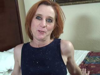 Elder old slut maggie Sue acquires anal dance