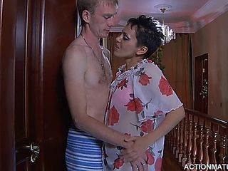 Russian Elder Cougar Viola - Actionmatures