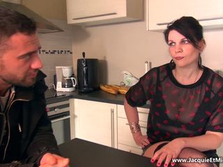 CLARISSE CURVY FRENCH MILF 1st DATE (ANOTHER VIDEO)