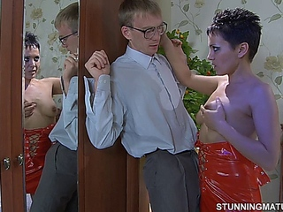 Russian Elder Mother I'd like to fuck Viola - Stunnigmatures