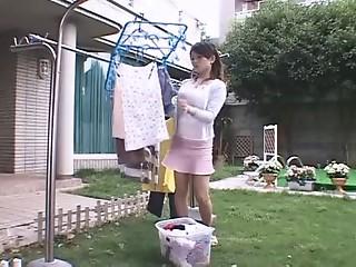 Miki Sato jap mamma