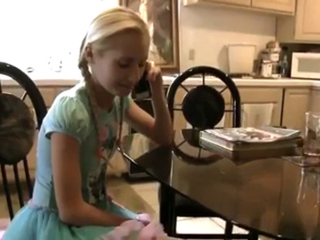 Hawt teenie drilled by her stepdaddy