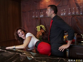 Deauxma Constricted Azz Euro Cougar v. Kerian Lee
