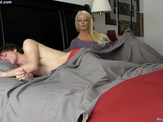 Alura Jenson hawt mama getting screwed hard