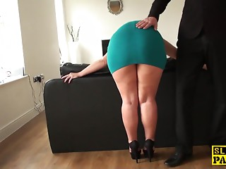 Older sub fucked into ass until red raw and ruined