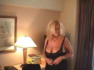 Cougar Ties Up And Bangs Younger chap