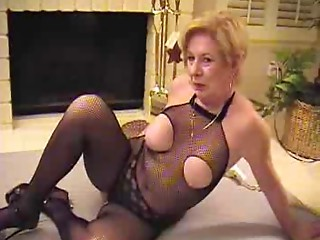 Sexy Old bitch Diane Richards Banging Fan