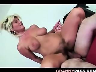 Bouncing Grandmother Bazookas
