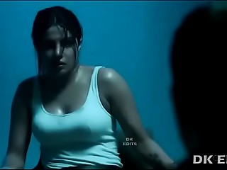 Priyanka Chopra Quantico Sexy Compilation Season 1-2 - Kisses - Bikini &amp_ Swimsuits - Sexy Dresses