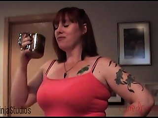 [Cock Ninja Studios]Jerking Son Abased By Mamma FULL VERSION