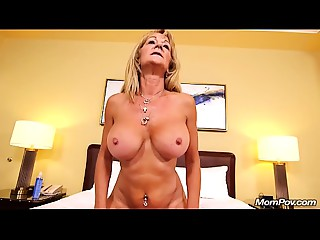 Massive Billibongs Dilettante Gilf enjoys Hard Arse stab POV