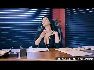 Brazzers - Large Scoops at Work -  Anal sex Audit scene starring Romi Rain &amp_ Sean Lawless