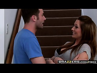 Brazzers - Large Asses Like It Large -  Single White Arse scene starring Courtney Cummz and James Deen