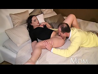 Mother George uses elder tricks to receive his fresh mother I'd like to fuck to climax