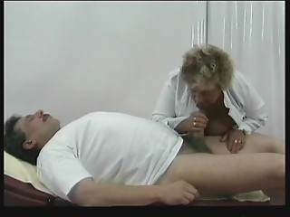 german grandmother massage