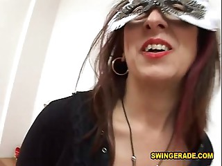 Veronica Rossi need Sperm!