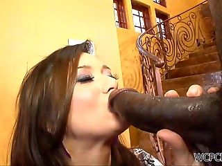 Anal job Mother I'd like to fuck surprised by Huge black meat
