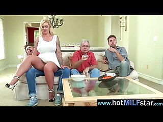 Superb Older Lady (ryan conner) Like And Ride Massive Mamba 10-Pounder Guy mov-25