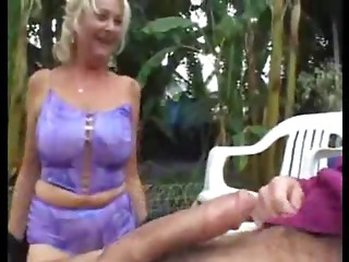 Girl Mama and NOT her Son Outdoor