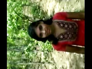 indian village teenie outdoor enjoyment with bf on Xtube3.com
