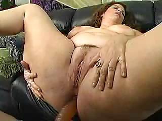 Elder woman with a large gazoo part 3