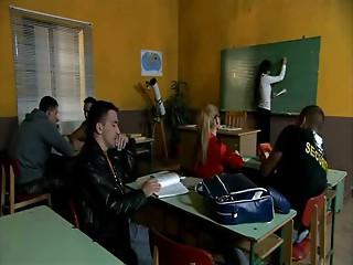 Hawt European Mother I'd like to fuck Teacher