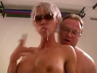 German group-sex