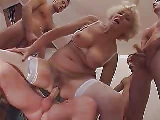 German old slut shag
