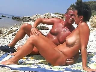 Beach enjoyment