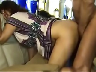 Aged Wife Serve Doggy Anal dance To Older Spouse Desixnxx.net