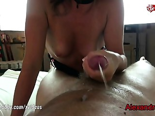 My Messy Hobby - skillful sexy MILF at work