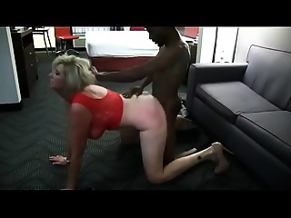 MILF Squirts everywhere from BBC- SlutCams69.com